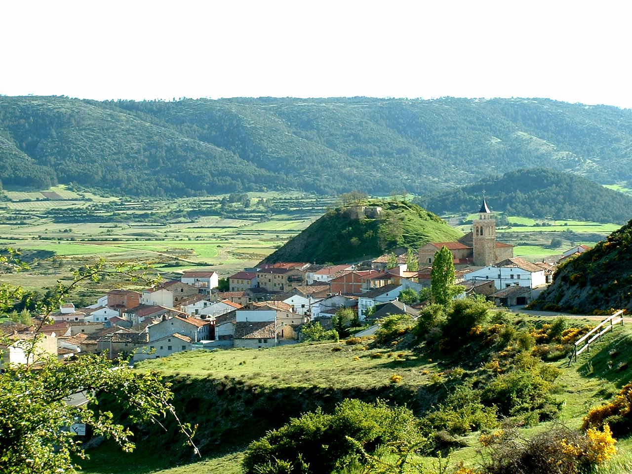 Vista de Frías de Albarracín