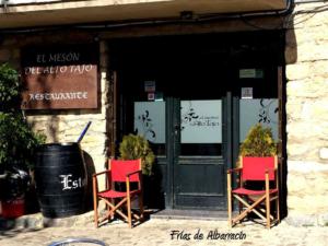 Mesón Alto Tajo. Bar y restaurante.